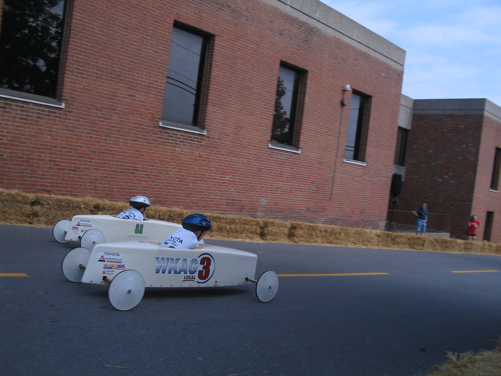 Stock Soap Box Derby Car For Sale