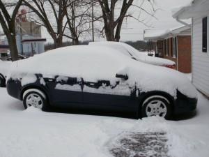 Bump in the Snow