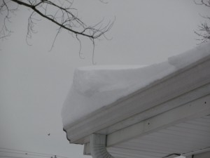 roof top snow