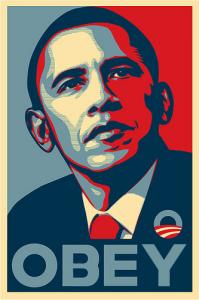 Obama Obey