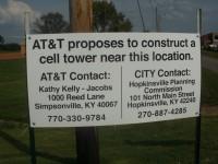 ATT Cell tower site