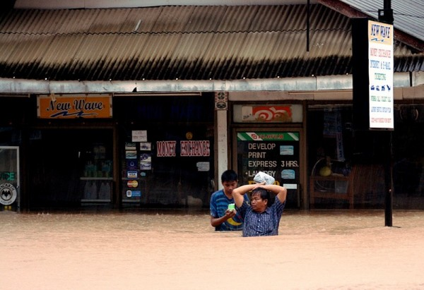 monsoon flood