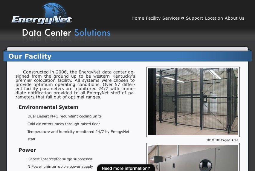 energynet datacenter