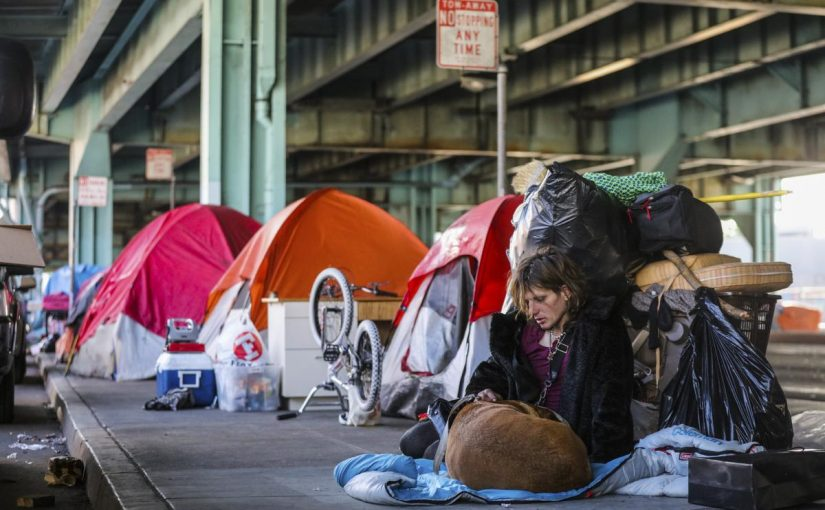San Francisco homeless